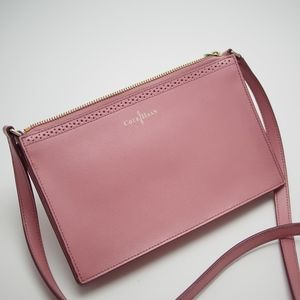 Cole Haan Crossbody Purse in Blush Pink